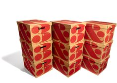 House Industries Numeral Print boxes