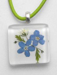 Dried Flower Jewelry