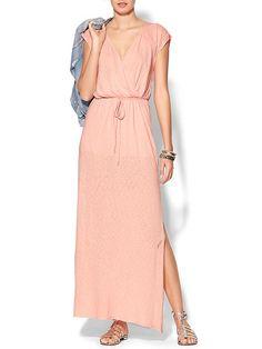 Maxi Wrap Dress Product Image