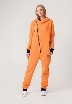 Footer Jumpsuit - Combo - footer Overall - Casual footer Overall - Unisex Overall - Handmade - Funke Prison Jumpsuit, Cuddle Duds, Leather Label, Fleece Pajamas, Mellow Yellow, Suit Fashion, Catsuit, Onesies, Overalls