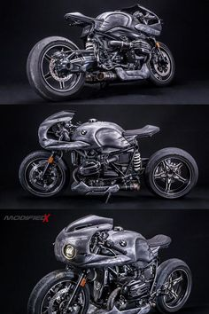 BMW R NineT Racer Custom 'Iron Racer Mark 1' | Modified bikes | Custom #BMW Motorrad