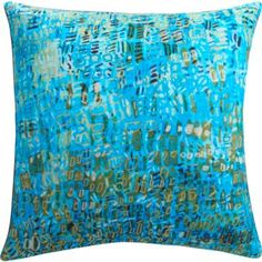Ok, Pinterest. I love this pillow but refuse to pay $50 for it. Anyone find something similar?