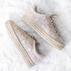 Perfect Espadrilles Sneakers for Spring