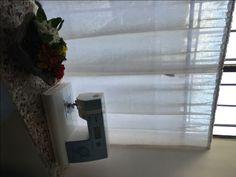 come cucire una tendina per la finestra con sara poiese