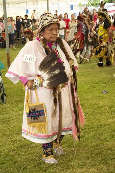 Elder Indian Woman