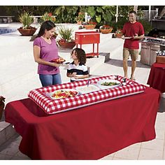 Blofield DoNuts Is An Inflatable Picnic Table Gadgets Tech - Inflatable picnic table