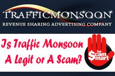 Is Traffic Monsoon A Legit or A Scam