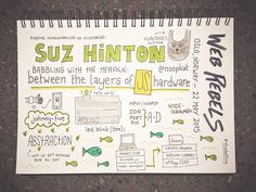 Web Rebels 2015 // Suz Hinton