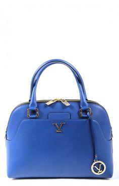 Versace Women's Satchel BLUE #Versace #Satchel