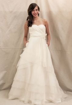 Pretty wedding dress - Wedding look