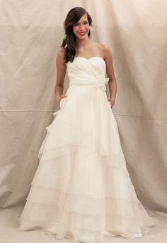 Pretty wedding dress - Wedding look