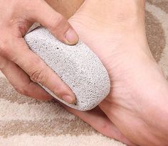 Free shipping Volcanic rock Foot Care Foot massage tool to remove old  – The Center for Ankle and Foot Care Foot Health & Beauty
