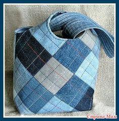 Я влюбилась в эту сумку! ))) - Лоскутное Шитьё - Страна Мам