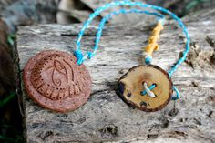 Your place to buy and sell all things handmade Hemp Necklace, Egyptian Symbols, Eye Of Horus, Drop Earrings, Christmas Ornaments, Eyes, Pendant, Handmade, Jewelry