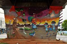 Graffiti em facebook.com/StreetArt4you #graffiti #grafite #art #street #urban