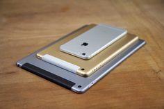 Some of my fav Apple devices! #iPhone6s #iPadAir2 #iPadPro