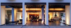 Reception Lawn © Alila Hotels and Resorts