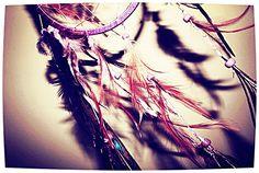Feather #dream #catcher