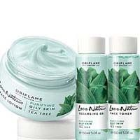 TEA TREE SKIN CARE COMBO FROM ORIFLAME