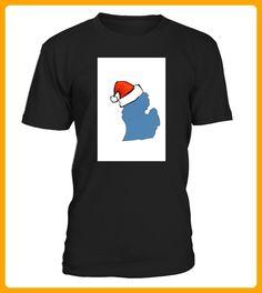 Winter in Michigan Mens Premium TShirt - Winter shirts (*Partner-Link)