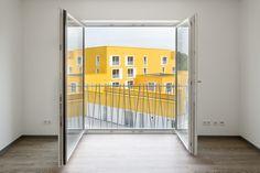 Moradia Estudantil e Conselho Boeselburg  / Kresings GmbH © HG Esch
