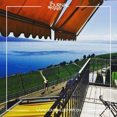 Vous connaissez certainement déjà tous Le Lounge Bar & Restaurant Le Deck situé à Chexbres. Ce petit coin de Paradis vous offre une vue panoramique sur le Lac Léman et son ambiance agréable et branchée nous donnerait envie d'y prendre racine plusieurs heures pour profiter de ce magnifique cadre. Le Baron, Bar Restaurant, Paradis, Fair Grounds, Deck, Lounge, Fun, Travel, Lake Geneva