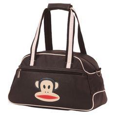 Paul Frank Core Bowler (donker bruin) - Travelbags.nl