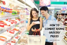 Great tips for saving on groceries, especially items like meat that are so expensive!