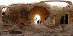 Jerusalem. Specifically the old Jewish Quarter.