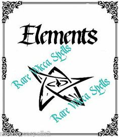 NEW Elements Cover Divider 1 parch pg fr Wicca Book of Shadows Witchcraft Pagan Black Magic Spell Book, Black Magic Spells, Wiccan Books, Pagan Witchcraft, Real Spells, Love Spells, Healing Spells, Printed Pages, Letter Size Paper