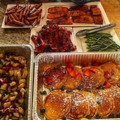 Wake up chef said the food ready... #CookbookOTW