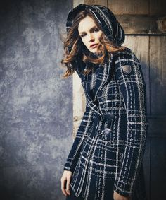Check out this #sneakpeek of our #Harper #coat coming soon! #bestseller #fall #style #toniadebellis #toronto
