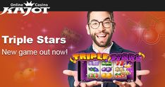 Kajot Casino Games: Play the best online casino games for free or for real money! Online Casino Games, Best Online Casino, News Games, Free Games, Gaming, Baseball Cards, Stars, Videogames, Sterne