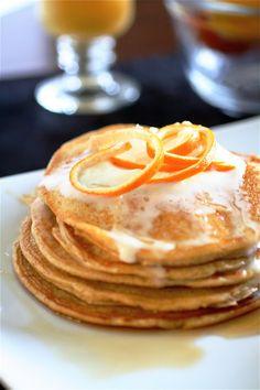 Orange cloud pancakes. www.charitysub.org