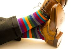 Corgi Socks by Decimall.com Corgi Socks, Men's Socks, Dress Socks, Funky Socks, Colorful Socks, Fashion Socks, Men's Fashion, Mens Shirt And Tie, Brown Socks