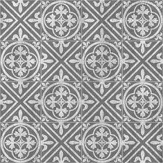 Textures Texture seamless | Victorian cement floor tile texture seamless 13730 | Textures - ARCHITECTURE - TILES INTERIOR - Cement - Encaustic - Victorian | Sketchuptexture