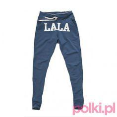 Spodnie dresowe damskie PLNY Lala