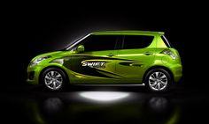 Body Graphics for Maruti Suzuki Swift