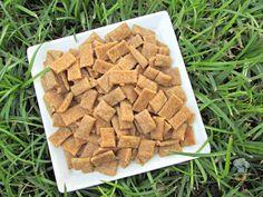 (wheat and dairy-free, vegan, vegetarian) peanut butter apple cinnamon