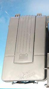 a original vw audi skoda seat plastico protector bateria tapa 3c0915443a