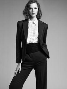 Sara Blomqvist by John Lindquist for Vogue Turkey