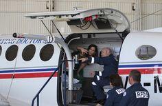 La princesse héritière a visité le Royal Flying Doctor Service à Broken Hill en Nouvelle Galles du sud