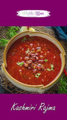 Tasty Vegetarian Recipes, Spicy Recipes, Curry Recipes, Cooking Recipes, Indian Veg Recipes, Kashmiri Recipes, Chaat Recipe, India Food, Gourmet