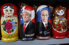 Trump suggests Obama was too soft on Russia, but Putin's friends would disagree
