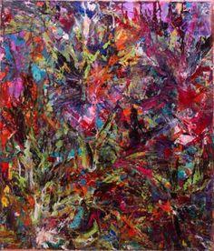 "Saatchi Art Artist Nestor Toro; Painting, ""Explosion ii"" #art"
