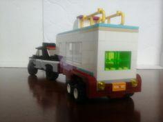 My  Lego  5th  wheel  camper