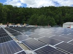 canadian solar panels and hb racking in guelph and cambridge dundasont ontario