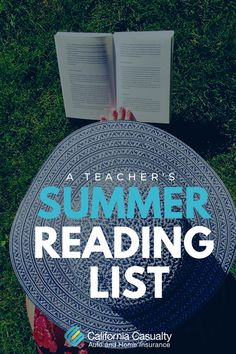 Teachers, here are some PD books that should definitely be on your Reading List this summer! 😎 📚  #teachers #calcas