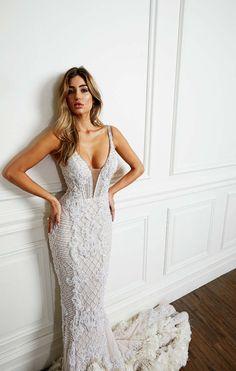c021e417bb9 Pallas Couture La Blanché Bridal Collection. Princess Wedding DressesSexy  ...