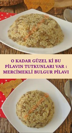 Serbian Recipes, Turkish Recipes, Italian Recipes, Lentil Recipes, Rice Recipes, Vegetarian Recipes, Different Vegetables, Fresh Fruits And Vegetables, Turkish Sweets